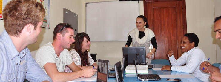 CELTA Students Malaga