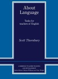 About Language by Scott Thornbury