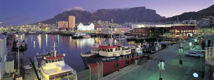 CELTA Course Cape Town Night Time