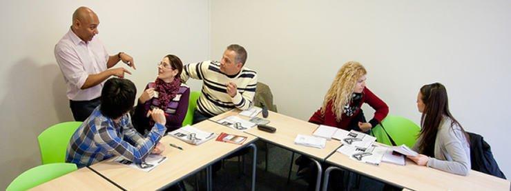 CELTA Course Class Brighton