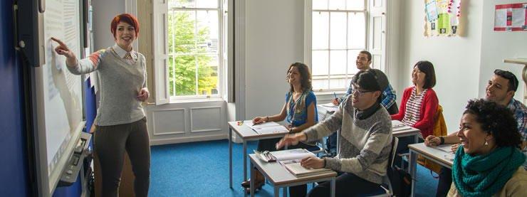 CELTA Course Classroom Dublin