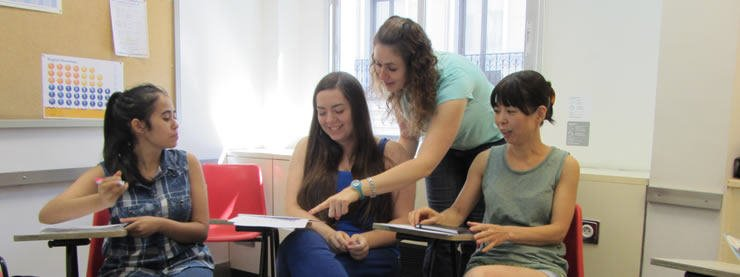 CELTA Courses Madrid Spain