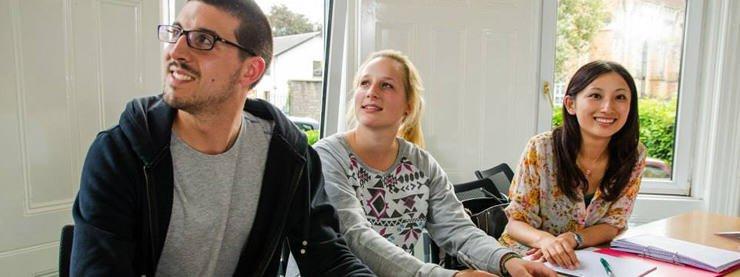 CELTA Course Students Bristol