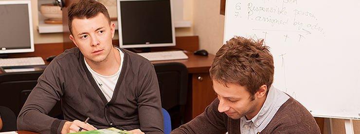 CELTA Course Students Kiev