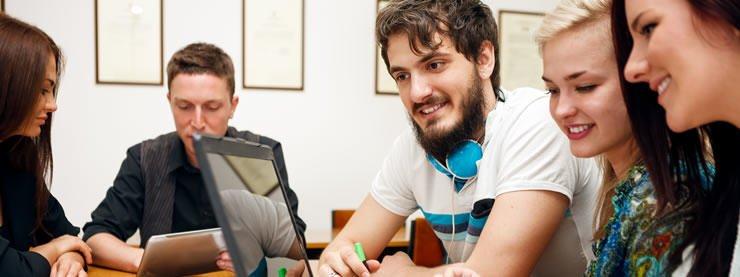 CELTA Course Students Prague