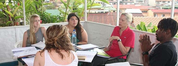 CELTA Course Studnets San Jose Costa Rica