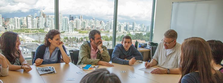 CELTA Course Students Vancouver