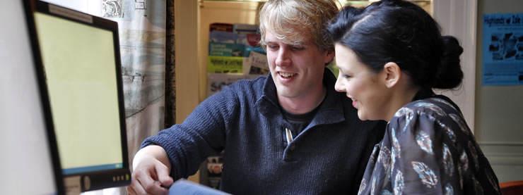CELTA Students Edinburgh