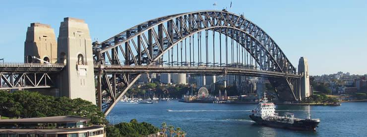 CELTA Sydney Harbour Bridge
