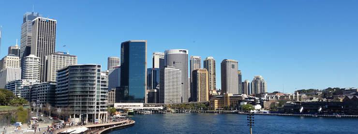 CELTA Sydney Skyline