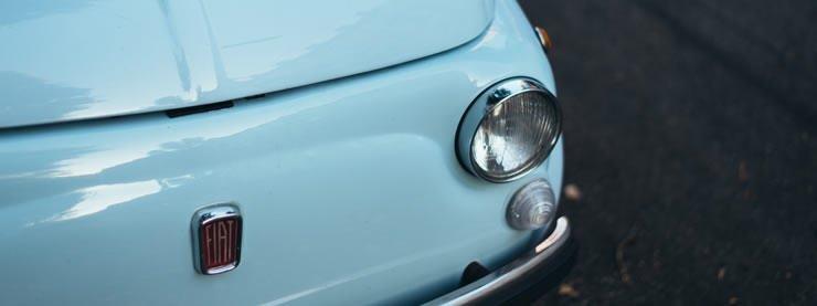 Fiat 500 CELTA Course Catania Sicily