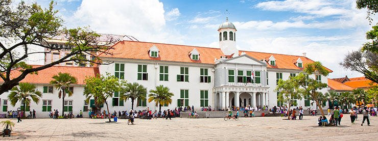 Jakarta Museum Building