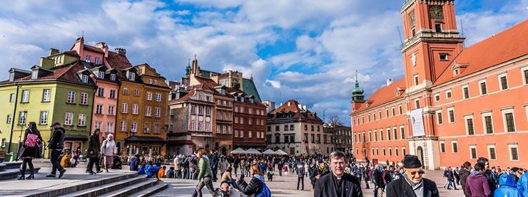 Lively Plaza Warsaw