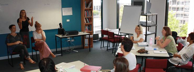 CELTA Classroom Melbourne