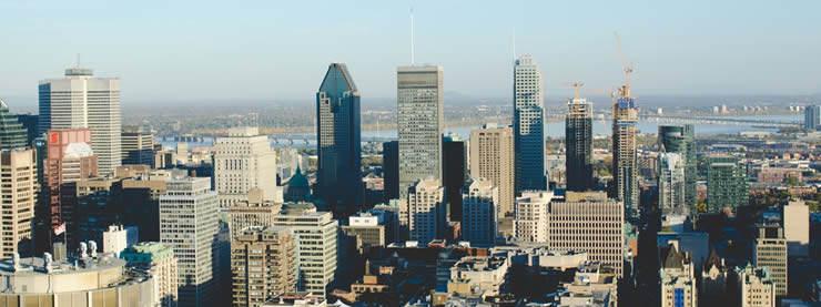 City Montreal Canada TEFL
