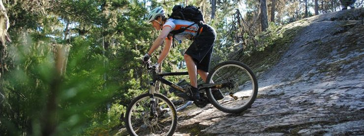 Mountain Bike Study CELTA Vancouver