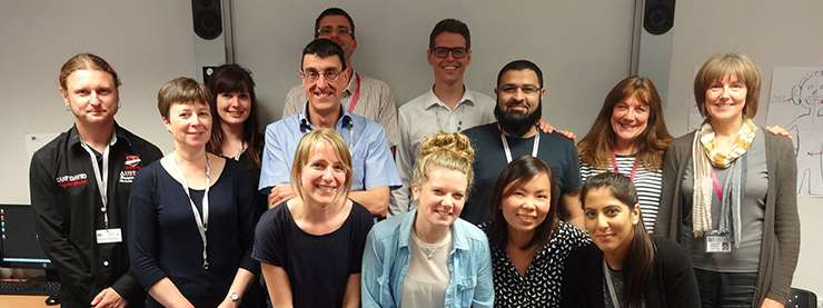 Nottingham CELTA Trainees