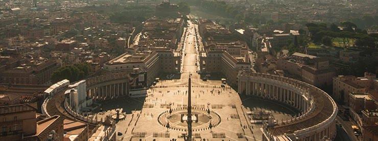 Rome City Views Italy