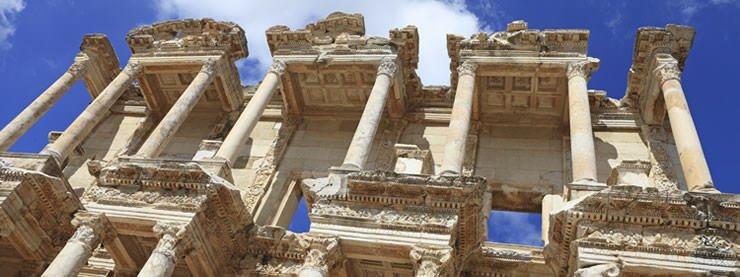 Ruins Izmir Turkey