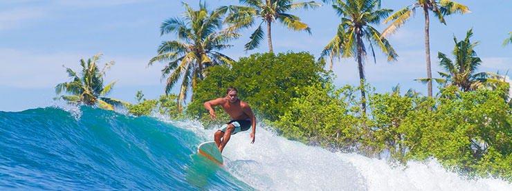 Surfing Bali Indonesia CELTA