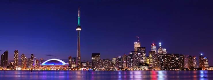Toronto Skyline CELTA Canada
