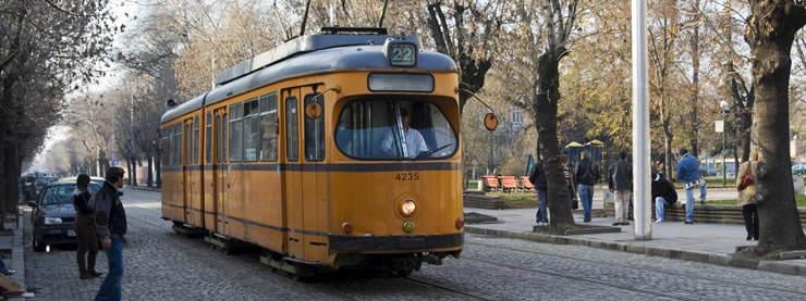Tram CELTA Sofia TEFL