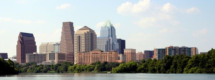 Austin Texas Skyline CELTA
