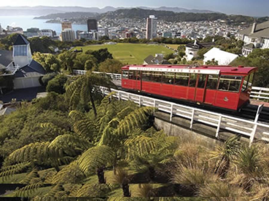 Cosmopolitan City Down Under Wellington