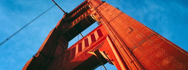 Golden Gate Bride San Francisco