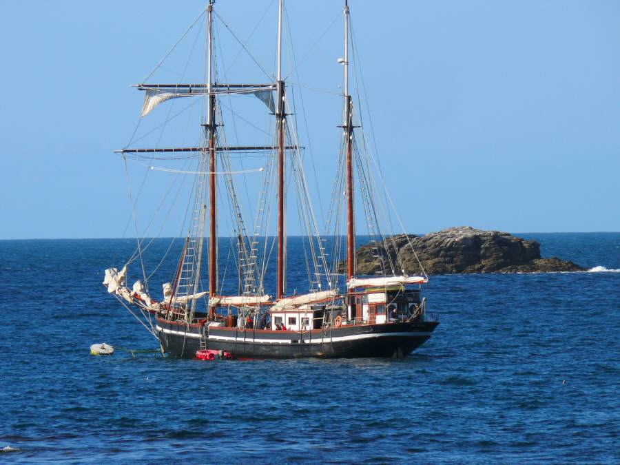 Ouessant Boat