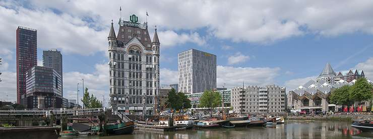 Rotterdam Netherlands CELTA