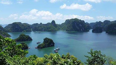 Vietnam Sea