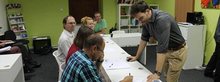 CELTA Courses České Budějovice Czech Republic