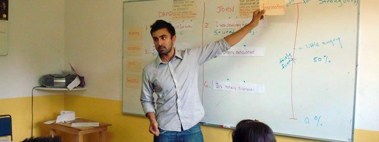 CELTA Tutor in Course Torreon