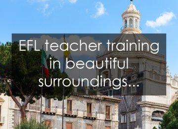 Catania EFL courses