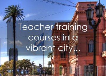 CELTA Course Argentina