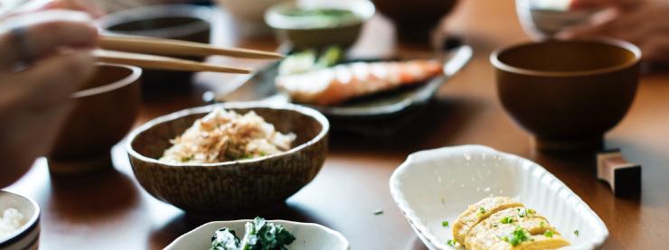 CELTA Japan Food