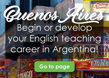 Teacher Training Buenos Aires