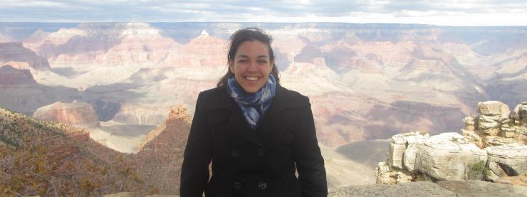 Sandy Millin Grand Canyon