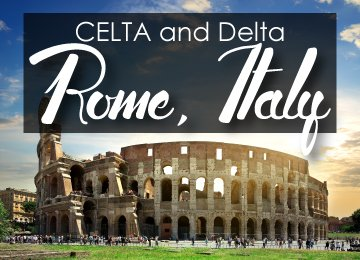 CELTA Delta Rome