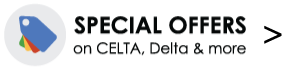 CELTA Delta Special Offers