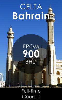 CELTA Bahrain Discount