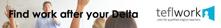 Delta TEFL Jobs