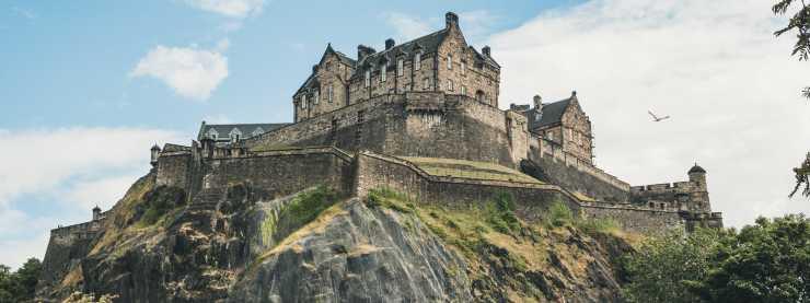 CELTA Castles Edinburgh