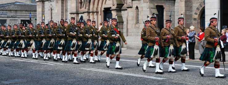 CELTA Edinburgh Culture