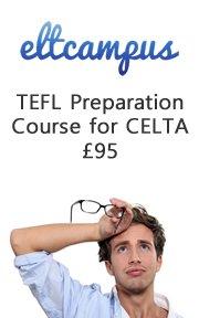 Online Pre-CELTA Course