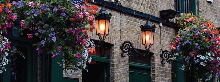 Dublin Dame Street Pub
