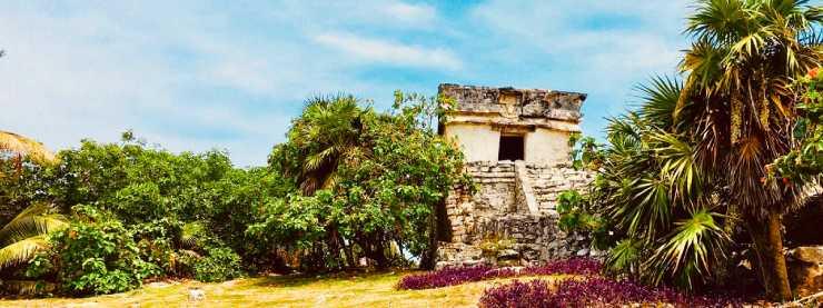 Riviera Maya Ruins