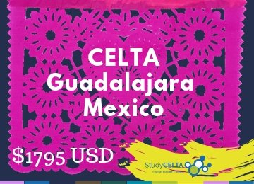Get TEFL TESOL certified teach English Guadalajara Mexico