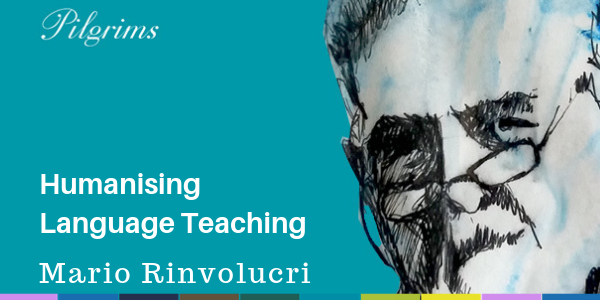 Image of Mario Rinvolucri approach to language teaching.,